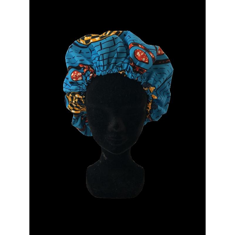 Bonnet Wax & Satin @By Georges Décimus