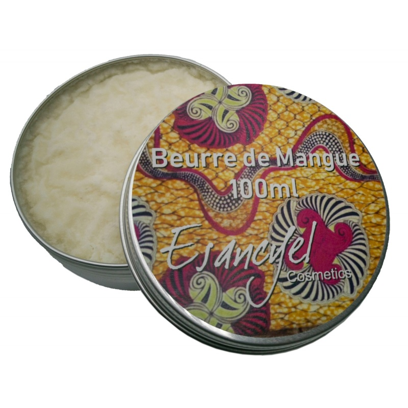 BEURRE VEGETAL DE MANGUE  100ml