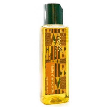 Huile d'Anacarde ou Noix de Cajou -hydratation et souplesse-100 ml