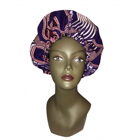 Utilisez notre charlotte de nuit pour la protection de vos cheveux de jour comme de nuit