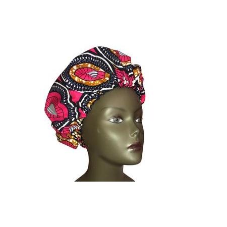 Bonnet réglable ethnique