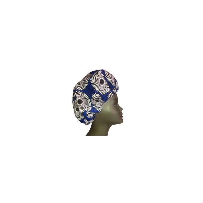 Bonnet réglable bleu nuit