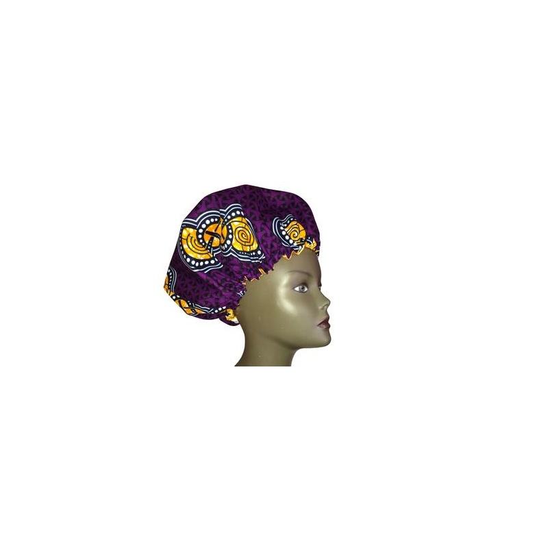 Bonnet de nuit réglable violeta