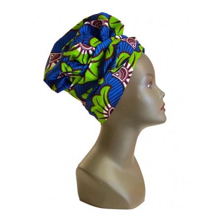 Turban Africain Coloré