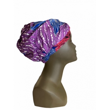 Turban pratique à enfiler
