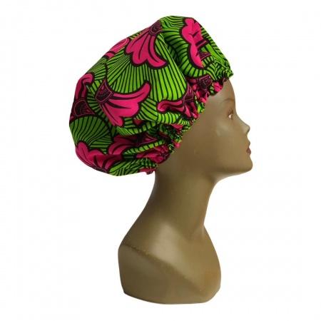 Bonnet wax, réglable, éclatant de couleurs